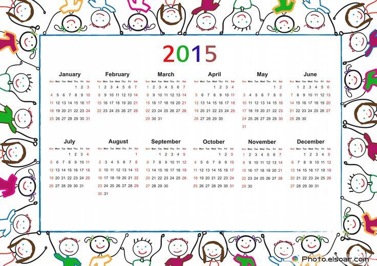 Hình nền 2015 dành cho bé yêu - 08