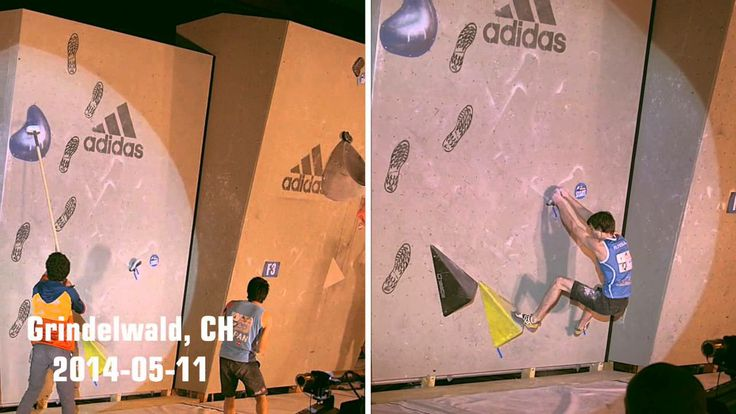 Boulder World Cup 2014 mid term report