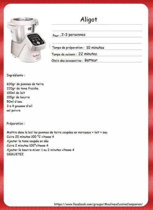 Recettes companion moulinex pdf - Nouveau livre companion moulinex ...