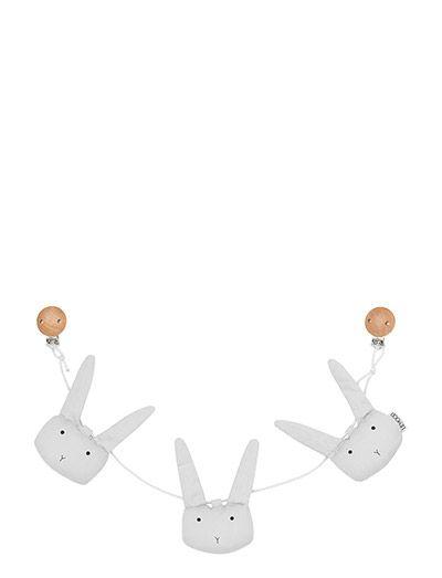 Liewood Holger Pram Chain (Dumbo Grey) nu online te koop voor slechts 30 € bij Boozt.com - De nieuwe collecties zijn binnen! Veilig online winkelen bij Boozt.com.