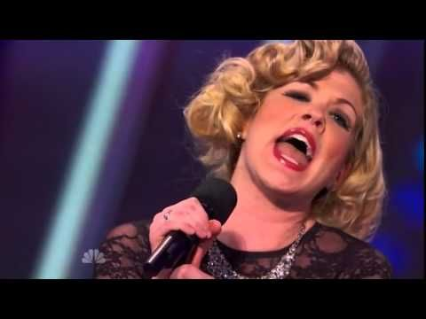 America's Got Talent 2014 - Auditions - Emily West [FULL] my favorite version thus far