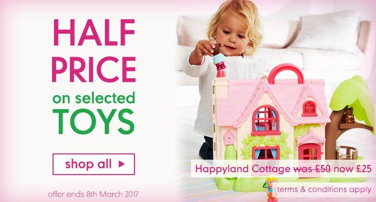 half price toy
