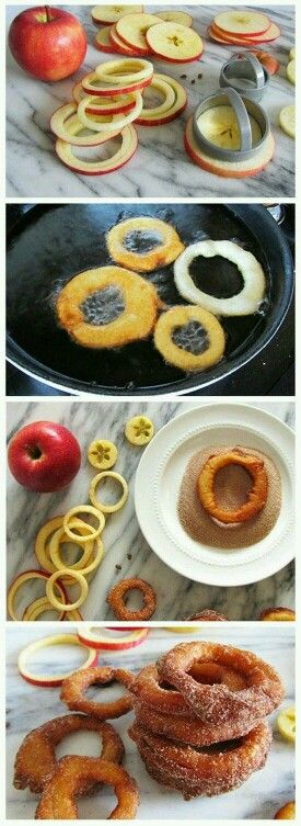Oh wow. I need to try this. It's like.. onion rings but churros at the same time.