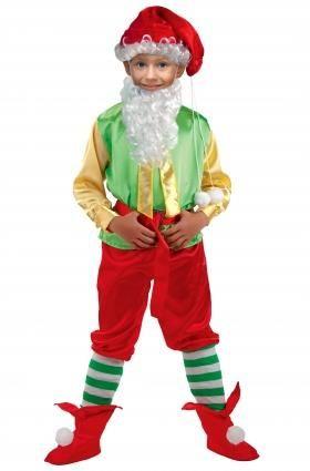 Карнавальный детский костюм гномика на ребенка 3 года