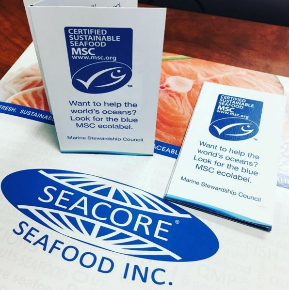 sustainable seafood Fresh seafood is at the core of our menu and we source ingredients from sustainable suppliers.