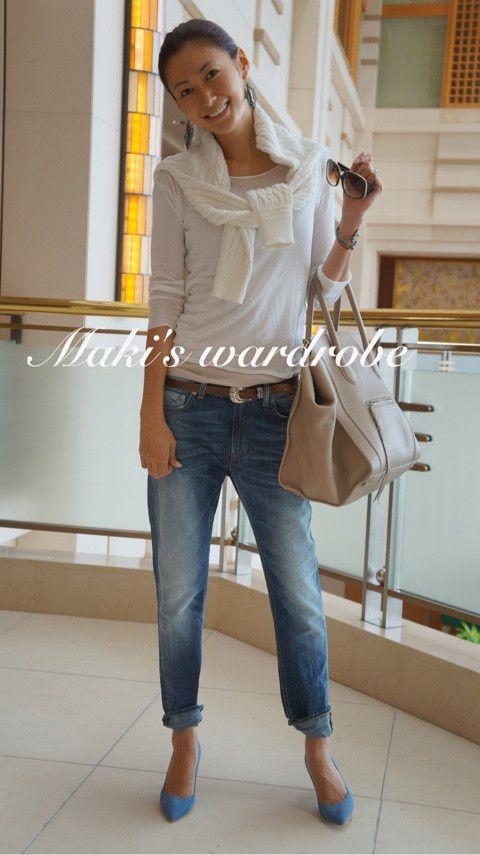 林本レポート&Maki'wardrobe の画像|田丸麻紀オフィシャルブログ Powered by Ameba
