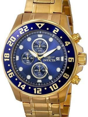 Invicta Specialty Chronograph Quartz 15942 Mens Watch