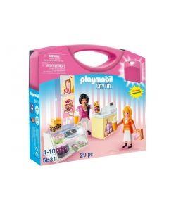 Nueva maleta pasteleria playmobil disponible online - Maletas infantiles toysrus ...