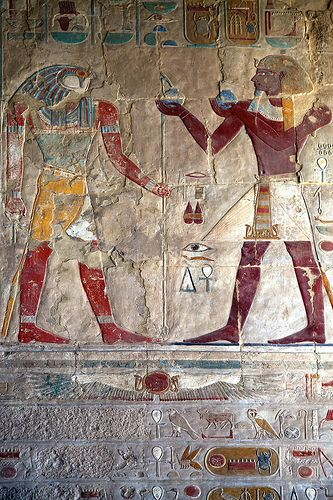 Hatshepsut Temple (Luxor - Egypt)