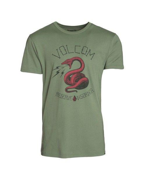 VOLCOM WAR PATCH A4331457 verde