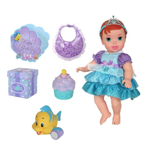 Amazon Com Disney Princess Baby Belle Doll Toys Games: Tolly Tots My Birthday Party Disney Princess Doll Review