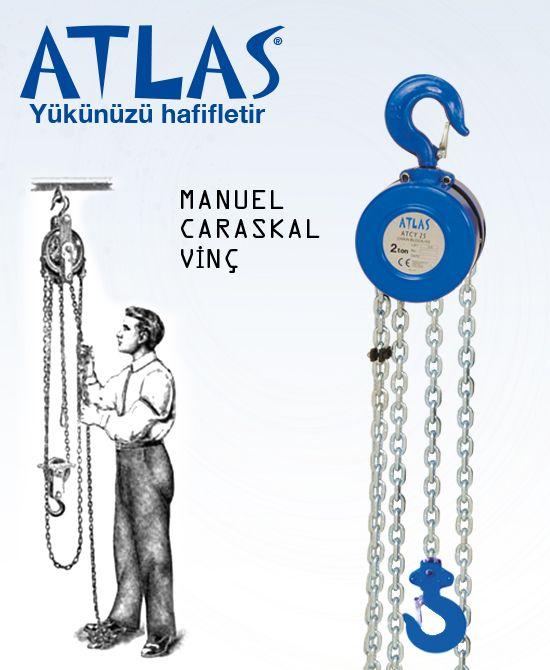 Atlas caraskal vinç ATCY 25; 2 ton kaladırma 5 metre zincirli caraskal vinçtir. Caraskal vinç manuel caraskaldır. Sağlam ve dayanıklı ekonomik vinç. http://www.ozkardeslermakina.com/urun/caraskal-vinc-atlas-atcy25-2-ton-ceraskal/ #atlas #vinc #caraskal #ceraskal #insaat #inşaat #fabrika #sanayi #tasimakaldirma #manuel #mekanik