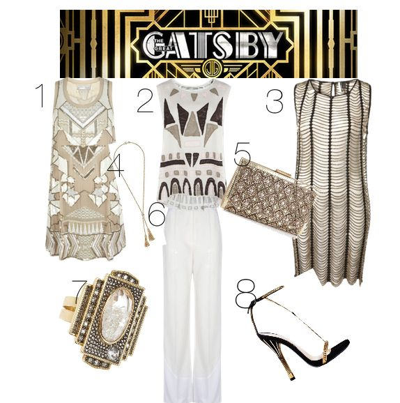 All Gussied Up: Great Gatsby Style