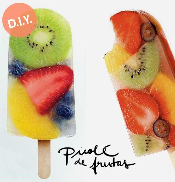 Picolé de frutas | Achados da Bia - http://www.achadosdabia.com.br/2012/10/12/diy-picole-de-frutas/