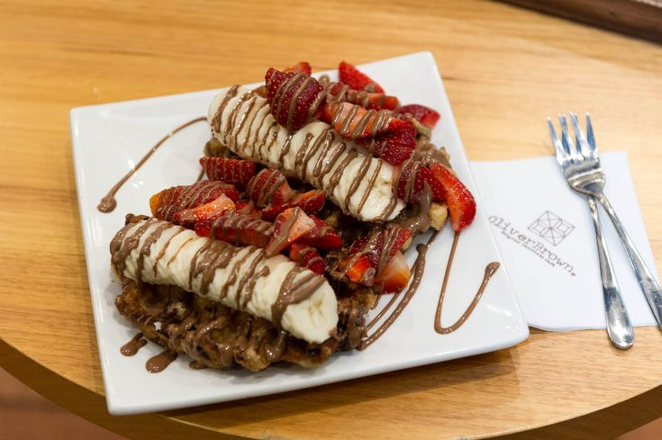 Oliver Brown is the perfect Belgian Chocolate Café to satisfy your sweet cravings. From hot chocolate to iced chocolate, waffles and churros to chocolate dipped strawberries and everything in between, Oliver Brown will provide you with pure indulgence. The perfect place to share a hot drink or catch up with old friends. Find out more about Oliver Brown and where your nearest store is on our website: http://www.oliverbrown.com.au
