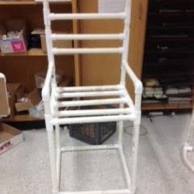 How to make a PVC chair                                                       …