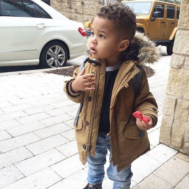 Kid winter fashion @KortenStEiN