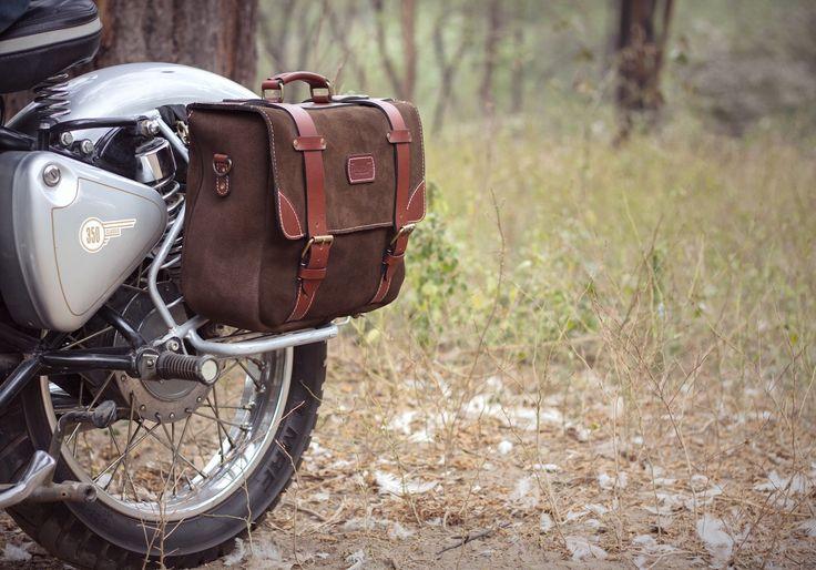 The Warrior Hybrid Saddlebag