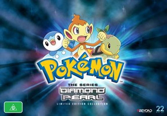 Pokemon - Diamond and Pearl Generation - Limited Collector's Edition