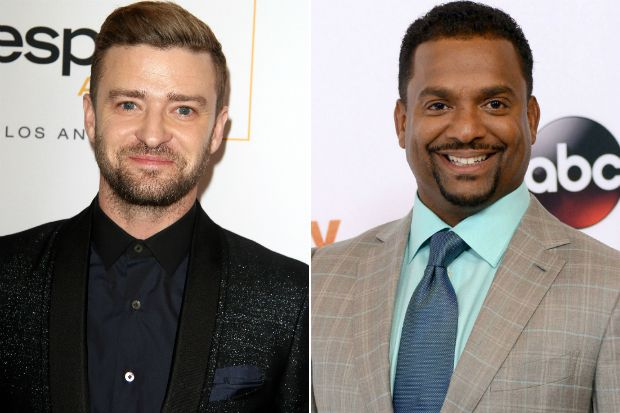Justin Timberlake Does 'The Carlton' Dance with Alfonso Ribeiro Again