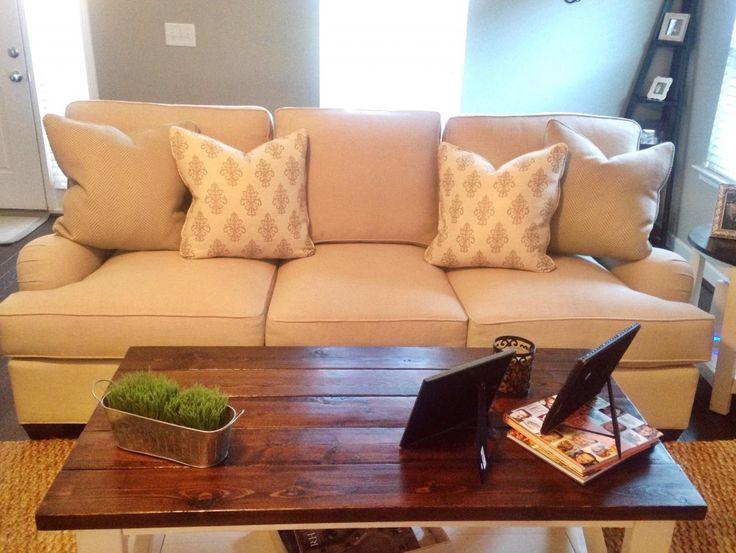 Barnett Furniture   2014 Customer Orders  King Hickory Henson Sofa With  English Arm And Modern Leg.   In The Home   Customer Custom Orders    Pinterest ...