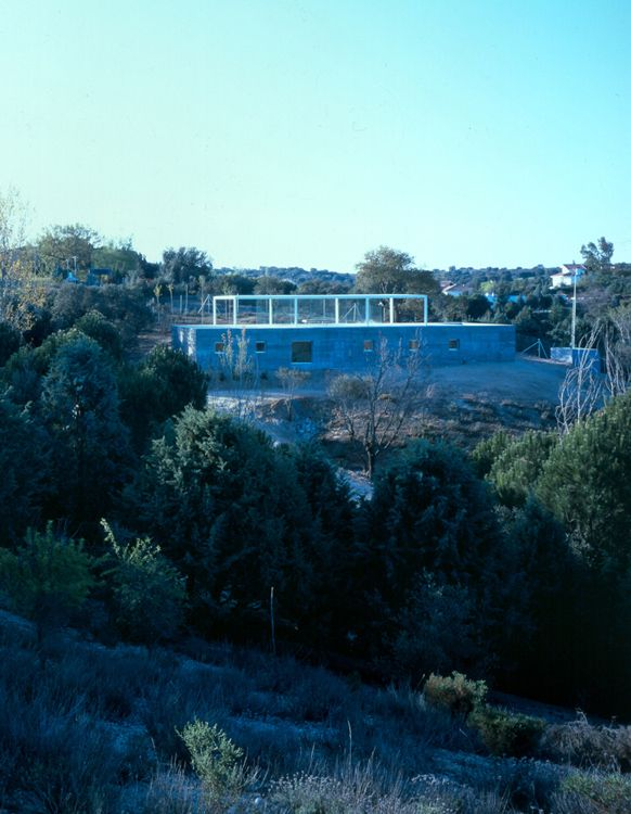 Casa de Blas en Sevilla la Nueva, Madrid – ARQA