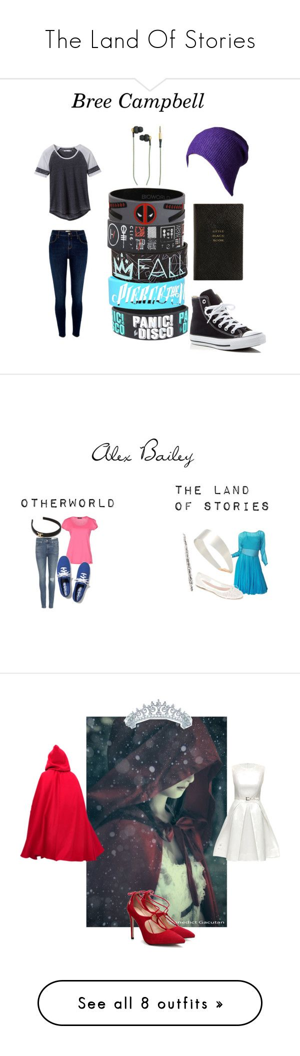 """""""The Land Of Stories"""" by pipes29 ❤ liked on Polyvore featuring Coal, prAna, River Island, Marvel, Converse, Smythson, Kreafunk, rag & bone, Calvin Klein Collection and Keds"""