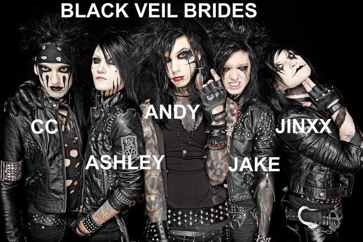Black Veil Brides Wallpaper by GaaraxHinata6666.deviantart.com on @deviantART