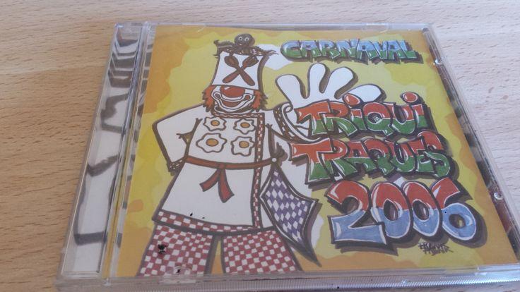 Vendo Cd Triqui Traques 2006. Carnaval de Santa Cruz de Tenerife. Cómpralo en Todocolección.