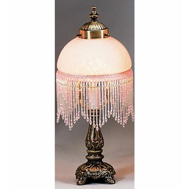 90 Best Beaded Lampshades Images On Pinterest Table