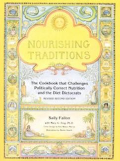 Nourishing Traditions    By Sally Fallon, Mary Enig