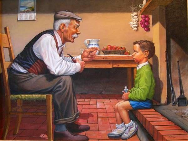 Ένα γράμμα του Ουμπέρτο Έκο στον εγγονό του