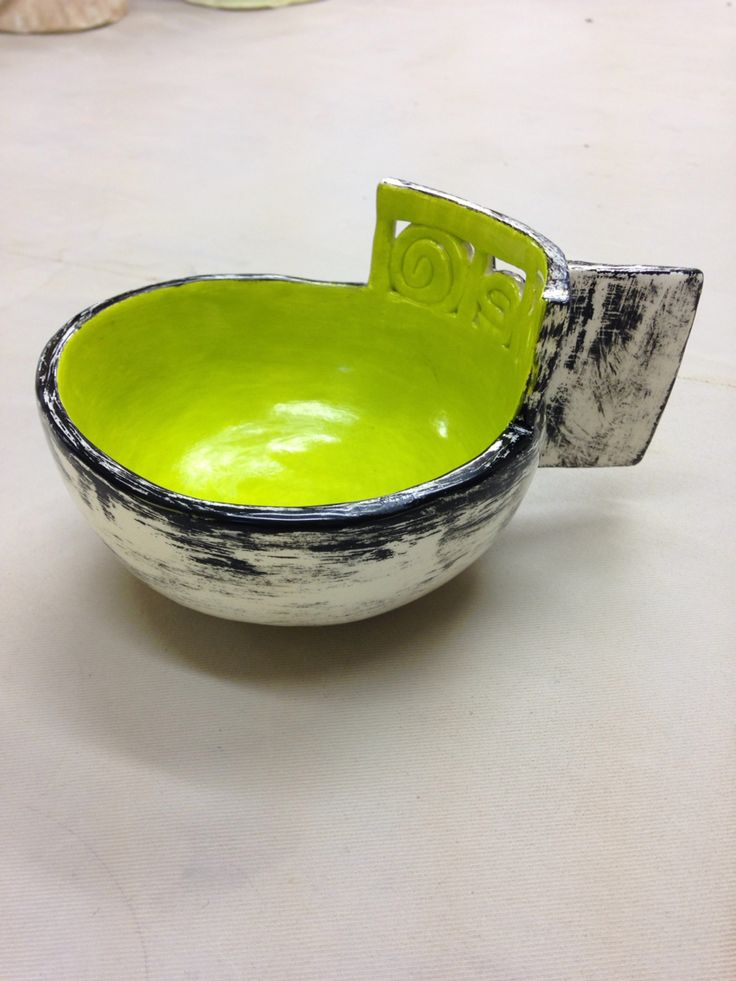 Funky pinchpot/sugarbowl