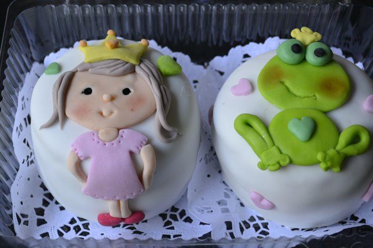 pequeñas tortas personalizadas