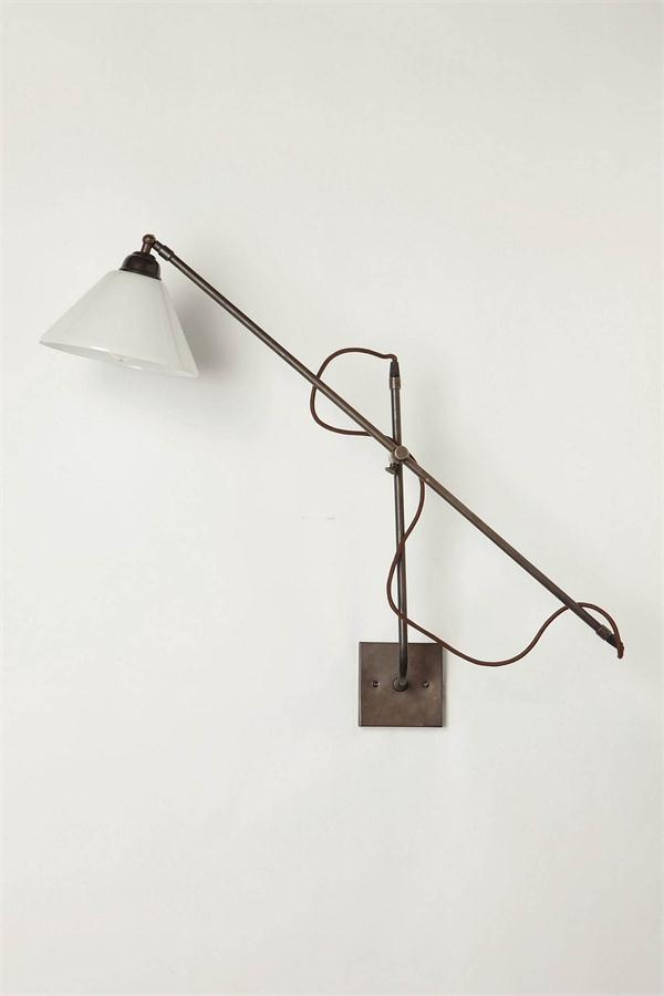 Moving Light Sconce  from Anthropologie