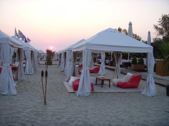 Worlds Best Beach Bars | Keramoti    #Travel #DanCamacho