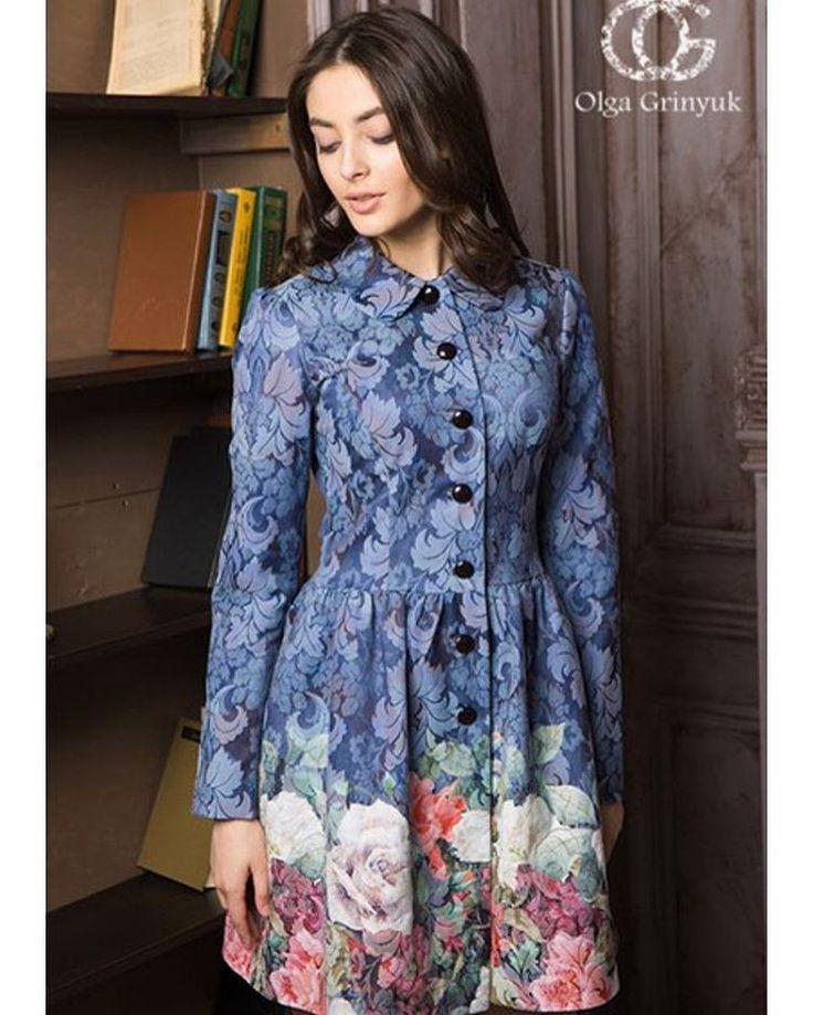 Лили — пальто для настоящих принцесс! Фактурный жаккард, закругленный воротничок, присборенная юбка на пальто, формирующая силуэт baby doll и, наконец, необычный цветочный принт завершит актуальный образ. Цена: 29 000 тг. Размер: 48 --- Купить в Астане: Ул. Достык, 10, Fashion Park @fashionparkkz --- Купить в интернет-магазине: https://olga-grinyuk.kz/shop/пальто-лили-001/ #ast #astana #astanacity #astanadress #dressastana #astanagram #astanafashion #instakz #kaztagram #kazfashion…