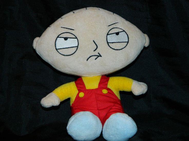 Игрушка Family Guy Stewie - Стьюи Гриффины  Высота 23 см Длина головы 23 см  Производство Whitehouse 2012  Цена 300гр #Stewie #игрушки #toys #Стьюи #Гриффины #FamilyGuy #Hasbro #Nintendo  #Family_Guy #Whitehouse