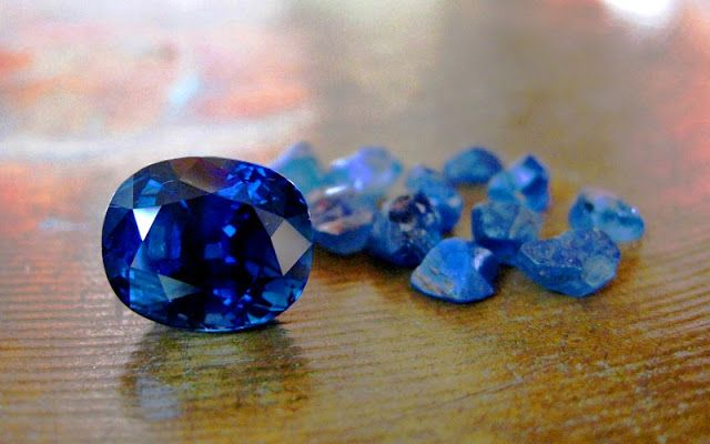 What is Unique About Chanthaburi Sapphire? | Geology IN