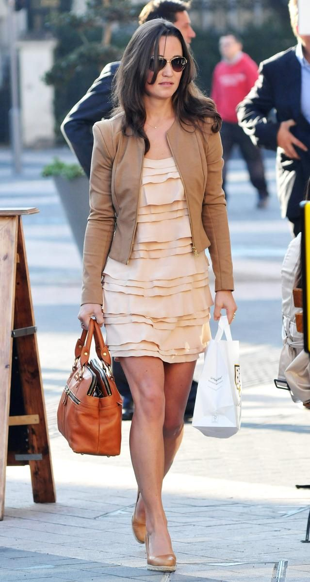 Pippa - Whistles leather jacket