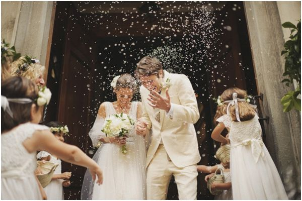 Rice Grains - Greek Weddings Wedding in Greece!