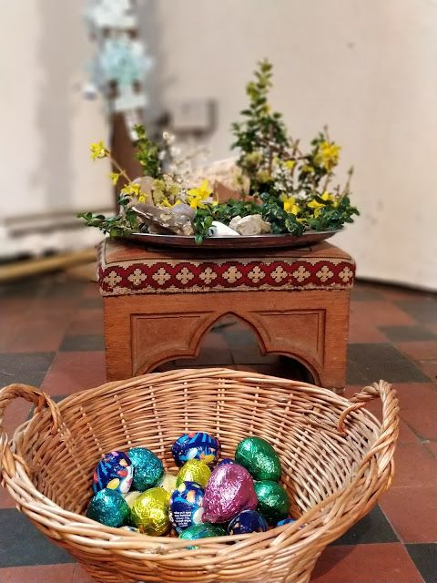 madmumof7: Happy Easter!