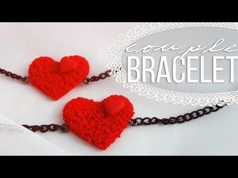 Парные браслеты   14 февраля   DIY Couple Bracelets