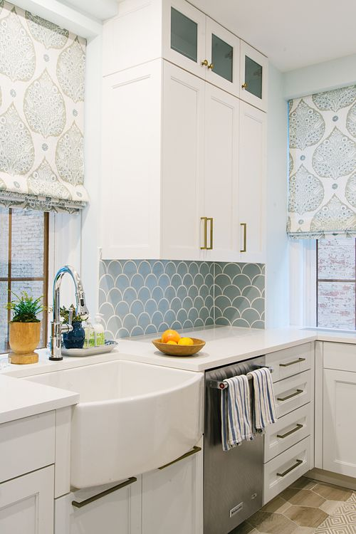 Kitchen Remodeling Manhattan Ny 13: Manhattan Kitchen Renovation Featuring White Full Overlay
