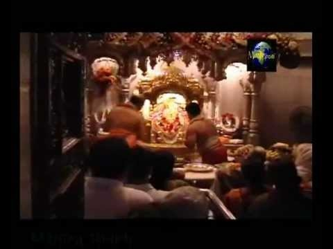 Siddhivinayak Temple Live aarti