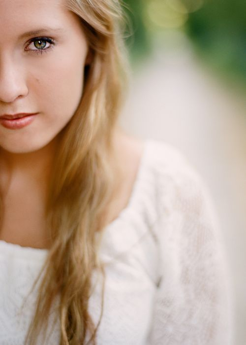 Beautiful #senior #portrait. #photography