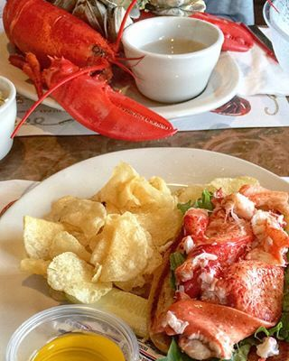3. The entire seafood situation at J's Oyster. | 39 Amazing Things That Will Make You Fall In Love With Portland, Maine