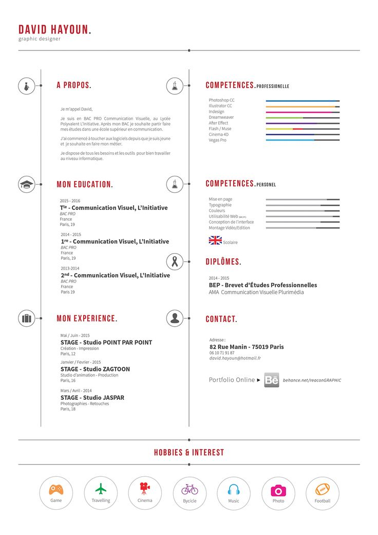 Turbo 169 best CV Design images on Pinterest | Cv design, Creative  IC66