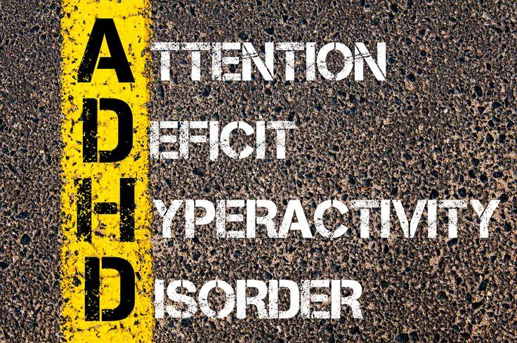 ADHD is Often Misunderstood