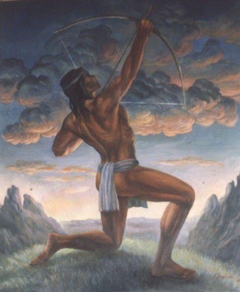 El guerrero mixteco que derrotó al Sol -  Los mixtecos, fueron un gran pueblo que habitaron gran parte de lo que hoy es Oaxaca y sus alrededores. Tenían una hermosa historia sobre cómo se habían ganado las tierras en las que erigirían su pueblo.    En el principio de los tiempos, antes de que los humanos existieran, en la región de Apoala, existían únicamente dos árboles, cuyo espíritu y alma se juraron amor eterno hasta el final de los tiempos, a medida que los árboles crecían, sus raíces…